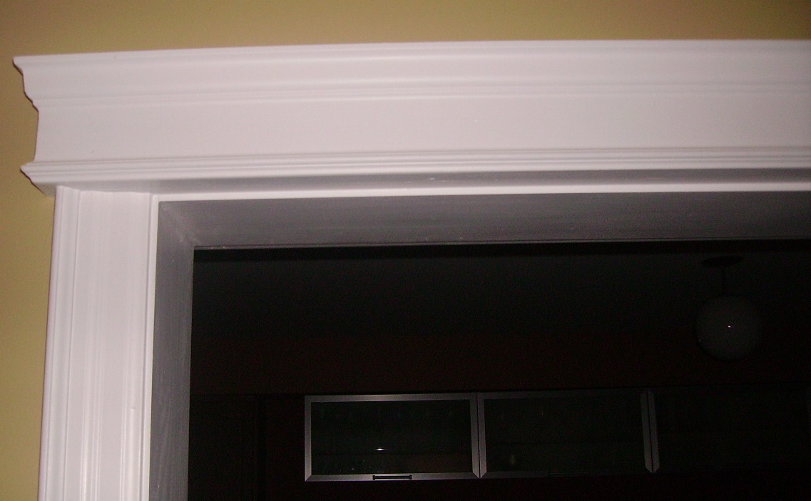 Fypon moulded millwork is a beautiful way to trim the Fypon molding